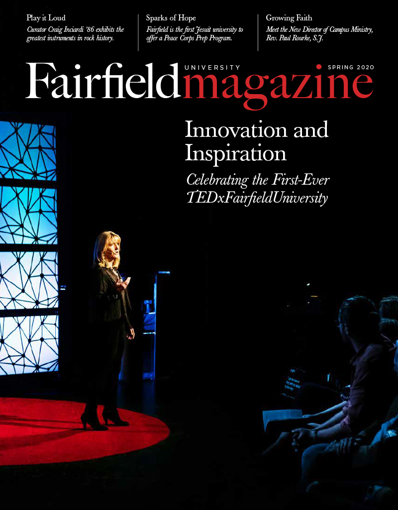 Fairfield Magazine, Spring 2020