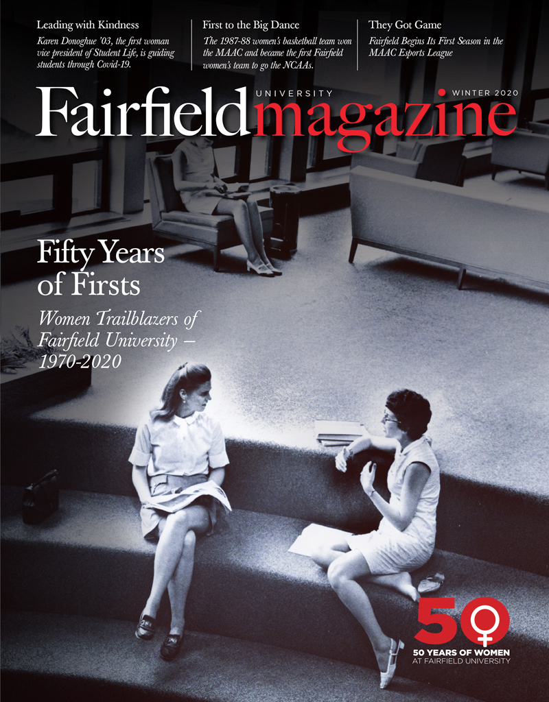 Fairfield Magazine, Winter 2020