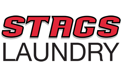 Stags Laundry Logo