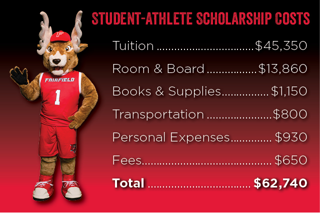 Tuition: $45,350, Room & Board: $13,860, Books & Supplies: $1,150, Transportation: $800, Personal Expenses: $930, Fees: $650
