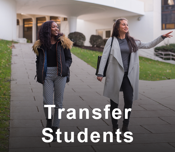 Transfer Students graphic