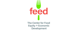 Center for Food Equity and Economic Development (FEED) logo