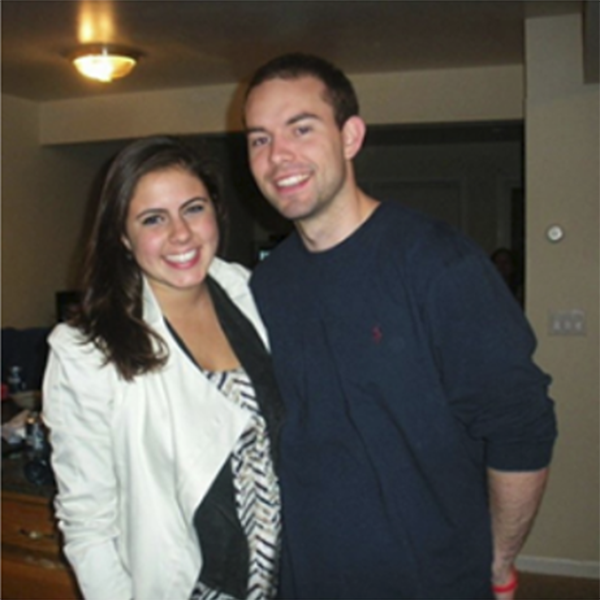 Cara (Galterio) Buckenmeyer '12 and Michael Buckenmeyer '11