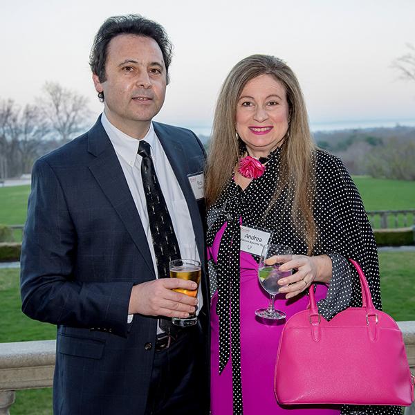 Andrea (Renzoni) Bascetta '85 and Sebastian Richard Bascetta '85