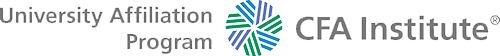 University Affiliation Program - CFA Institute logo