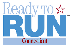 Ready to Run Connecticut Logo