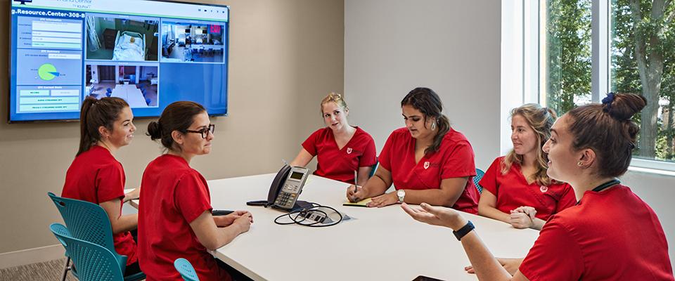 Nursing Student Manual | Fairfield University, Connecticut