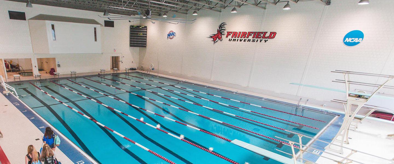 Aquatics | Fairfield University, Connecticut