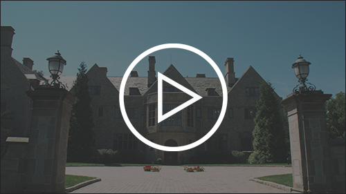 Play Video graphic for President's message on Vimeo