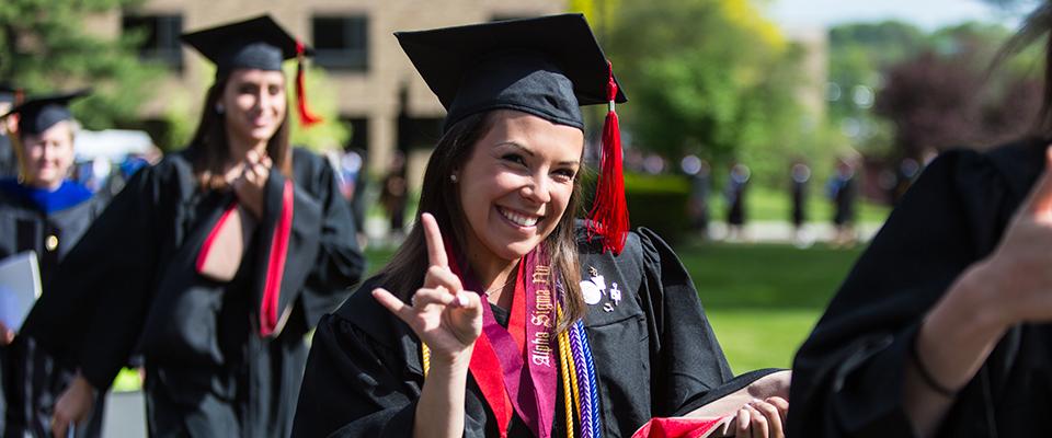 Fairfield University Graduation 2020.Senior Resources Fairfield University