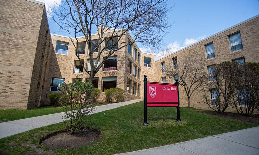 Residence Life Fairfield University