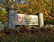 Fairfield University Entrance