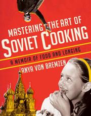 Image: Anya von Bremzen book