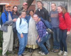 Image: Boliva team