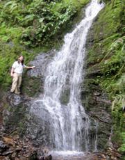 Image: Boliva waterfall