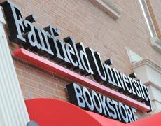Image: Farifield University Bookstore