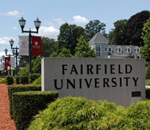 Image:Fairfield University entrance
