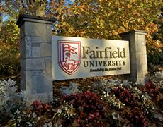 Image:Fairfield University entrance
