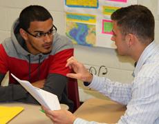 Image: Bridgeport and Fairfield students