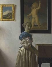 Image: Vermeer painting