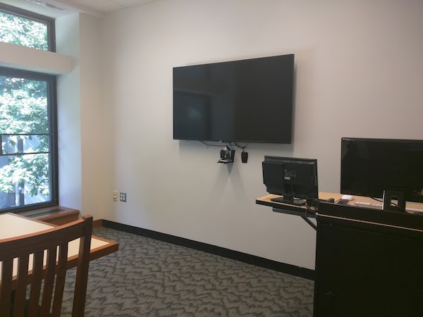 This is an image of a conference room