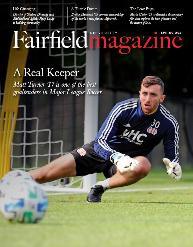 Fairfield Magazine, Spring 2021