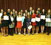 2014 Phi Beta Kappa inductees