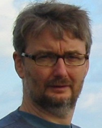 Image of faculty member, Christopher Bernhardt