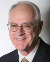 Image of faculty member, Hugh Humphrey