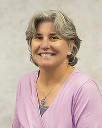 Image of faculty member, Virginia Kelly