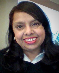 Image of faculty member, Mousumi Bhattacharya