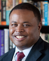 Image of faculty member, Derrick McKisick