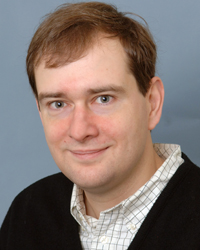 Image of faculty member, Eric Mielants