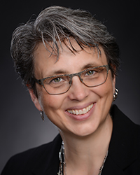 Image of faculty member, Lynne Porter