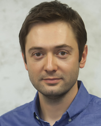 Image of faculty member, Shawn Rafalski