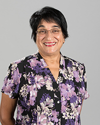 Image of faculty member, Gita Rajan