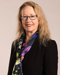 Image of faculty member, Katherine Schwab
