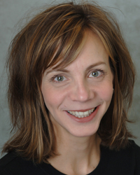 Image of faculty member, Christine Siegel
