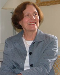 Image of faculty member, Marie-Agnes Sourieau