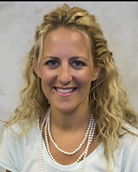 Image of faculty member, Alyson Martin