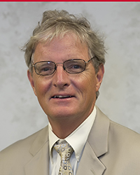 Image of faculty member, Robert Hannafin