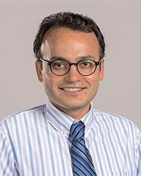 Image of faculty member, Mehdi Safari