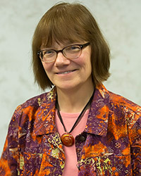 Image of faculty member, Joan Weiss