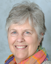 Image of faculty member, Barbara Welles