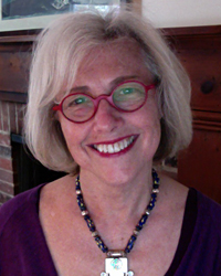 Image of faculty member, Kathleen Wheeler