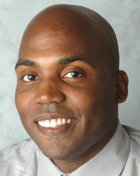 Image of faculty member, Yohuru Williams