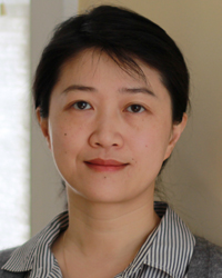 Image of faculty member, Jiwei Xiao