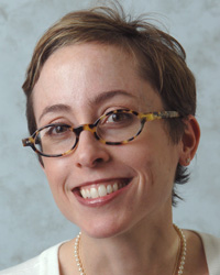 Image of faculty member, Jill Deupi
