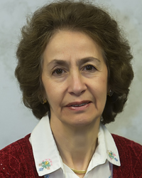 Image of faculty member, Eugenia Zavras