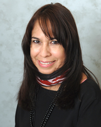 Image of faculty member, Sheila Candelario